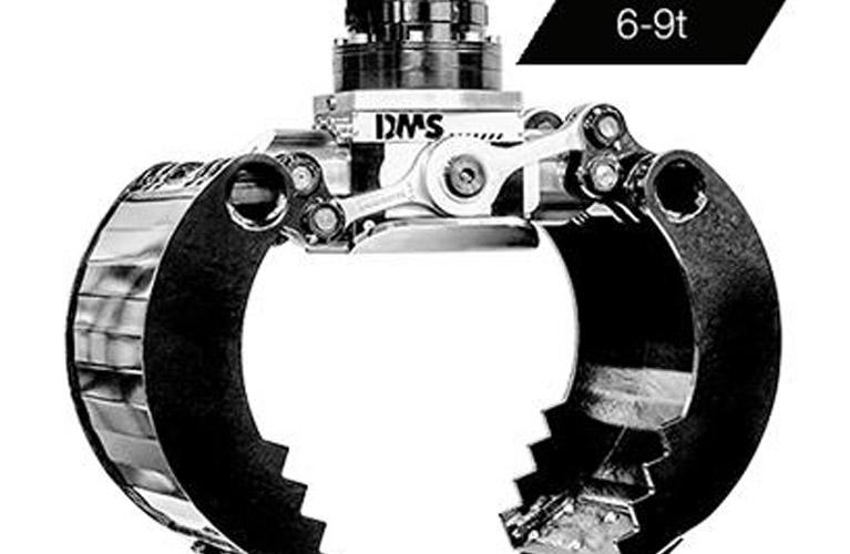 DMS Sortiergreifer SG9050