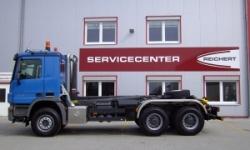 Reichert Servicecenter Referenzen - Meiller Aufbauten